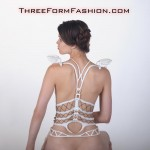 Seed of Life Corset - Back