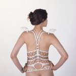 Seed of Life corset - Back 2